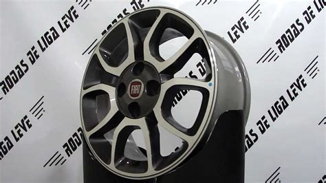 Roda Fiat Uno sporting aro 15 4 furos   YouTube
