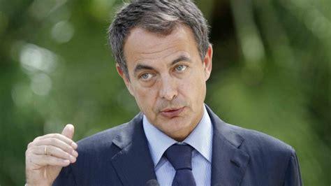 Rodríguez Zapatero pide prudencia tras la decisión del TSJ ...