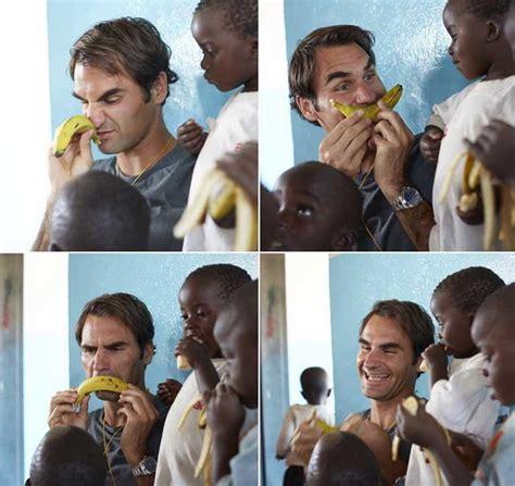 Roger Federer an Angel for Children in Impoverished Malawi ...
