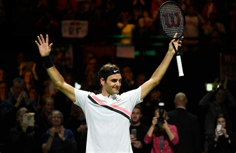 Roger Federer confirms yet another tournament for 2018 as ...