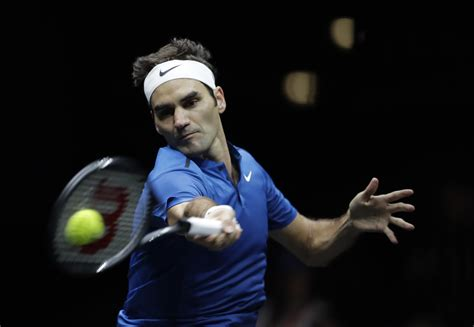 Roger Federer discusses his schedule for the remainder of ...