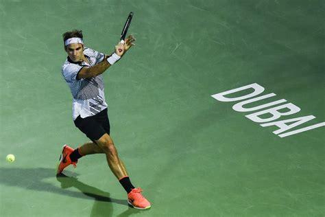 Roger Federer drops major hint over Dubai Tennis ...