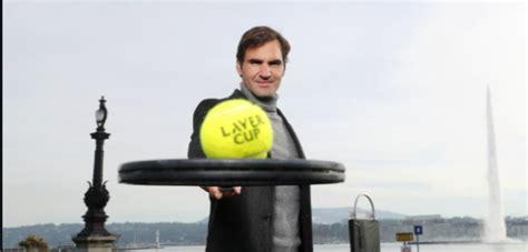 Roger Federer habla tierra batida 2019 y Laver Cup 2019
