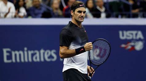 Roger Federer looks back at best in straight sets win at ...