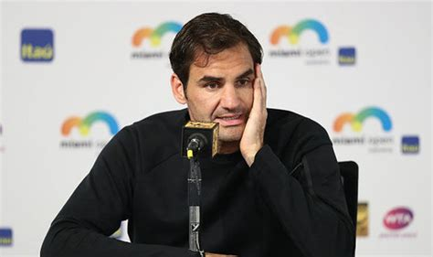 Roger Federer not a fan of one major decision from Miami ...