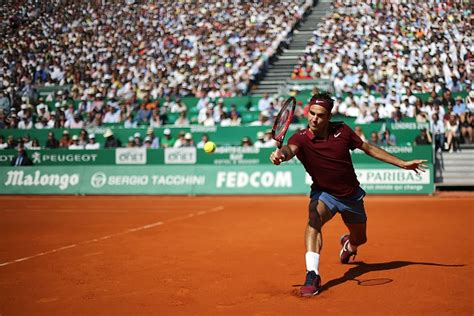 Roger Federer out of 2017 Monte Carlo Masters, yet to ...