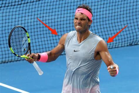 Roger Federer said he'll never dress like Rafael Nadal ...