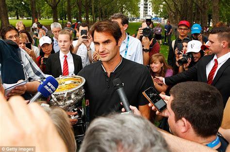 Roger Federer says Australian Open win was a  surprise ...