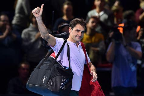Roger Federer signalled the start of 2018 pre-season after ...