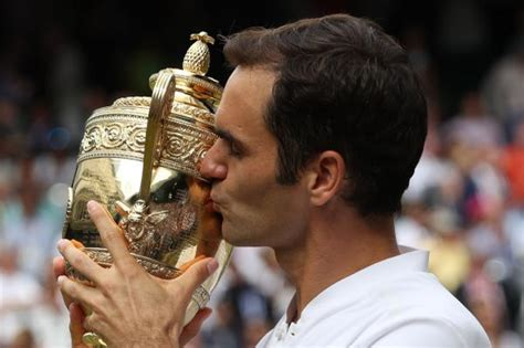 Roger Federer wins 8th Wimbledon title after defeating ...