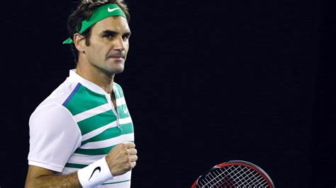 Roger Federer Wins Record 300th Grand Slam Singles Match