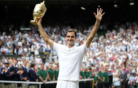 Roger Federer wins record 8th Wimbledon title - CBS News