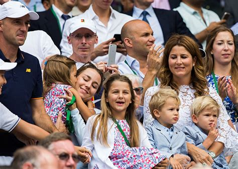 Roger Federer's kids enjoy playdate with Prince George and ...