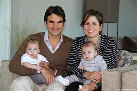 Roger Federer's Wife and Kids: The Pictures You Need to ...