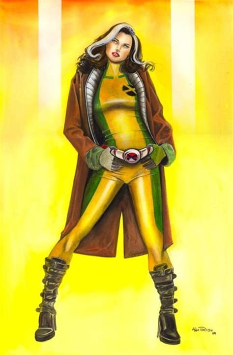 Rogue | Rogues, Marvel and Marvel dc