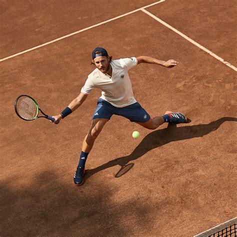 Roland Garros 2018: Lucas Pouille outfit | Tennis Buzz