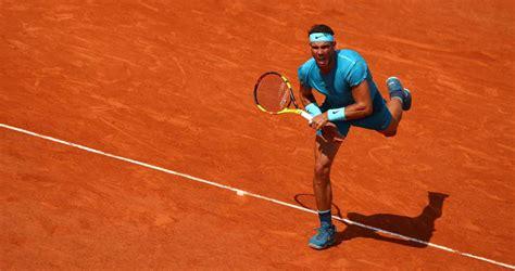 Roland Garros 2018: Nadal 'revienta' a Pella | Deportes ...