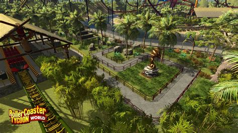 RollerCoaster Tycoon World Full PC GAME Download