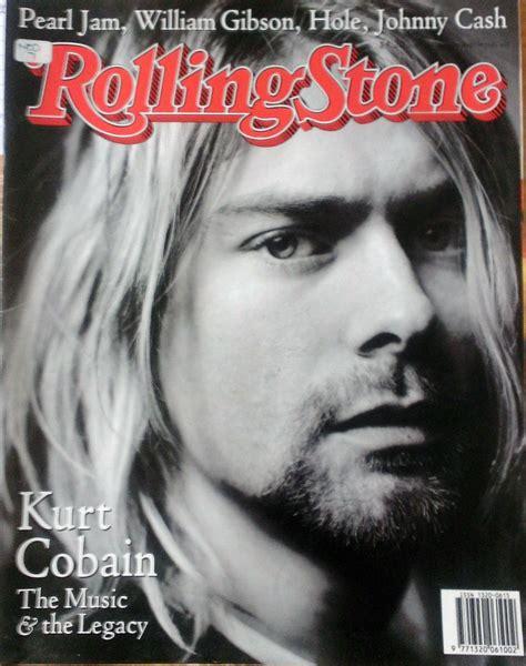 Rolling Stone   Kurt Cobain Cover   Patrick K. Kroupa
