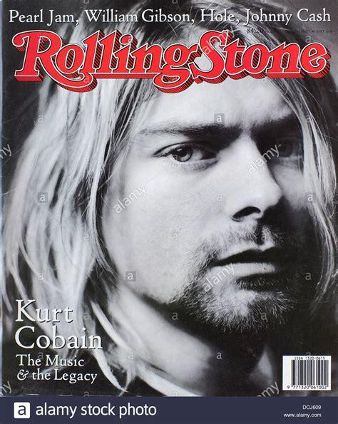 Rolling Stone Magazine  Australia    June 1994, Kurt ...