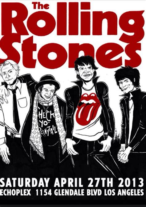 Rolling Stones Band Poster | www.pixshark.com   Images ...