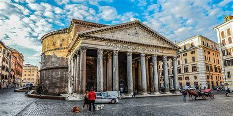 Roma impactante: el Panteón de Agrippa en todo su ...