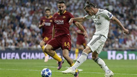 Roma - Real Madrid: Horario y dónde ver por TV el partido ...