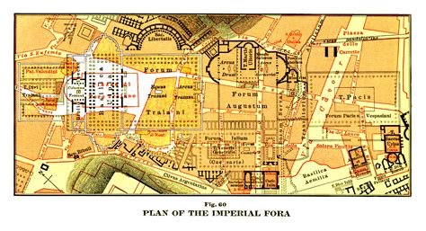 Roman architecture, Site plans and Present day on Pinterest
