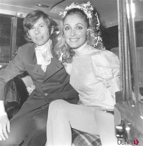 Roman Polanski y Sharon Tate en su boda   Roman Polanski ...