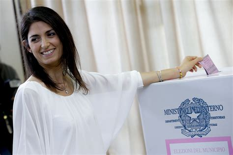 Rome elects first female mayor - CBS News