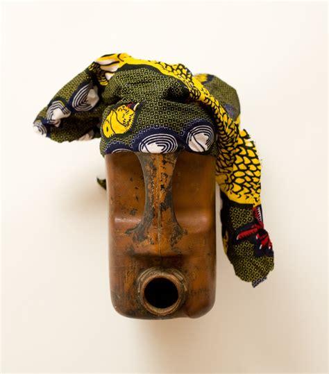 Romuald Hazoumé Country: Benin Style:... - African Art Agenda