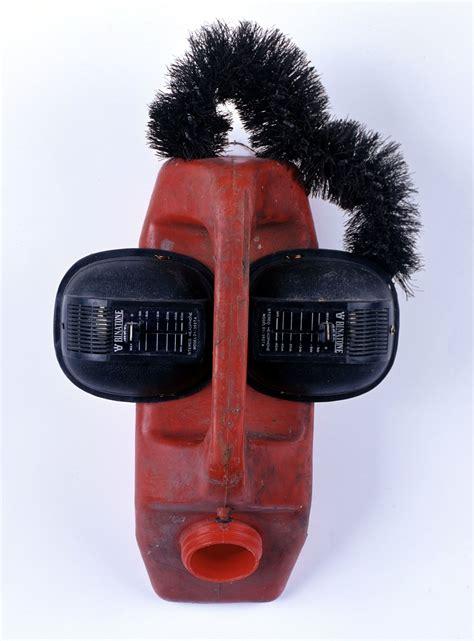Romuald Hazoumé,Ear Splitting, 1999. Courtesy CAAC - The ...