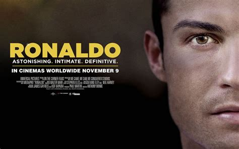 Ronaldo film Trailer - YouTube