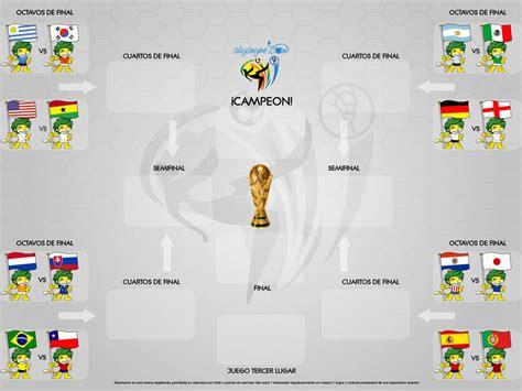 Ronda Final Sudafrica 2010 by akyanyme on DeviantArt
