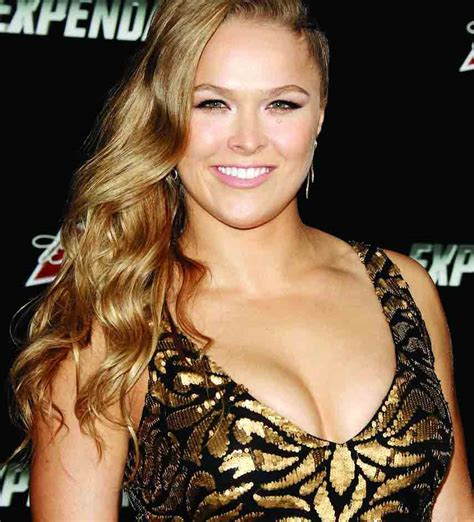 Ronda Rousey Biography, Age, Height, Wiki, Family, Profile ...