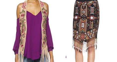 Ropa inspirada en la moda hippie | ViveUSA.mx