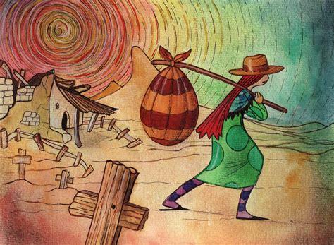 Rosa Alonso Ramiro: TRABAJOS DE ILUSTRACIÓN