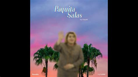 ROSALÍA - ¡Ay, Paquita! (nightchild remix) - YouTube
