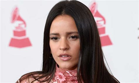 Rosalía es la nueva cantante del momento, cada vez son más ...