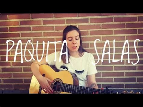 ROSALÍA - Paquita Salas Intro (Cover) - YouTube