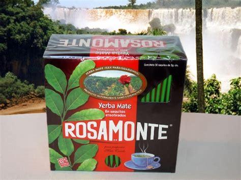 Rosamonte Mate Tea Bags, Mate Cocido