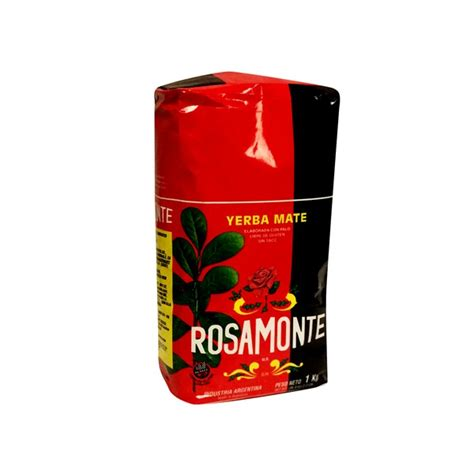 Rosamonte Yerba Mate from H-E-B - Instacart