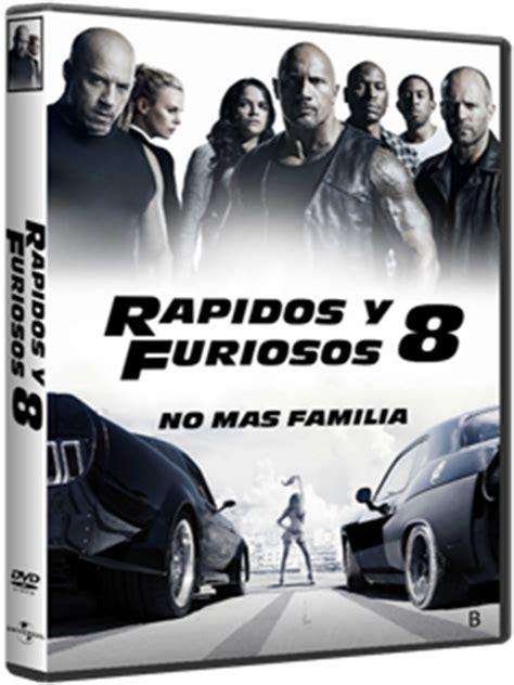ROSARIO FILMS: Rapidos y Furiosos 8