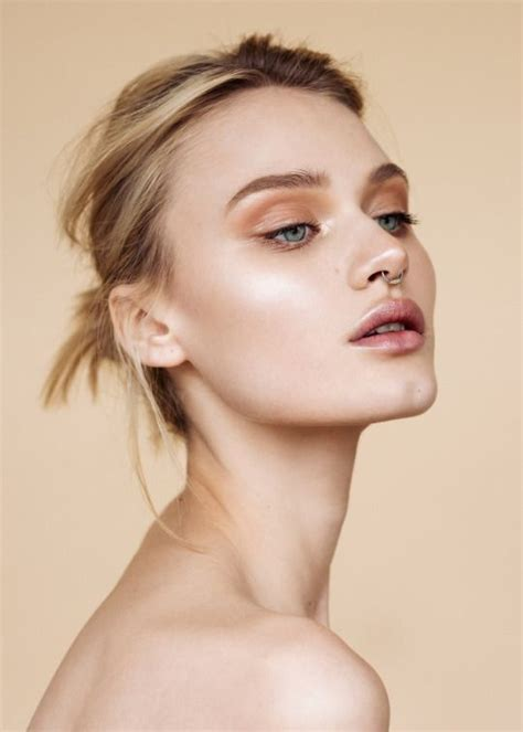 Rostro fresco y radiante: ¡un maquillaje natural para este ...