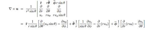 Rotacional en coordenas cilindricas y esfericas | ingen ...