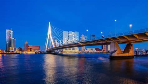 Rotterdam, turismo en la arquitectura más moderna y ...