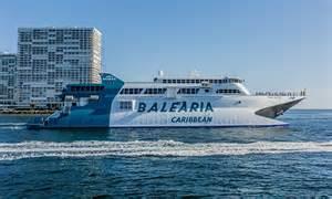 Round-Trip Bahamas Ferry - Balearia Caribbean | Groupon