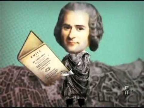 Rousseau Vida y obra - YouTube