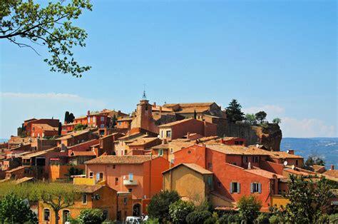 Roussillon, ochre in Vaucluse