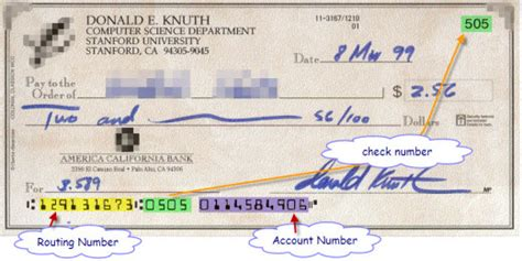 Routing Numbers – Bank Routing Numbers, ABA & RTN Numbers ...